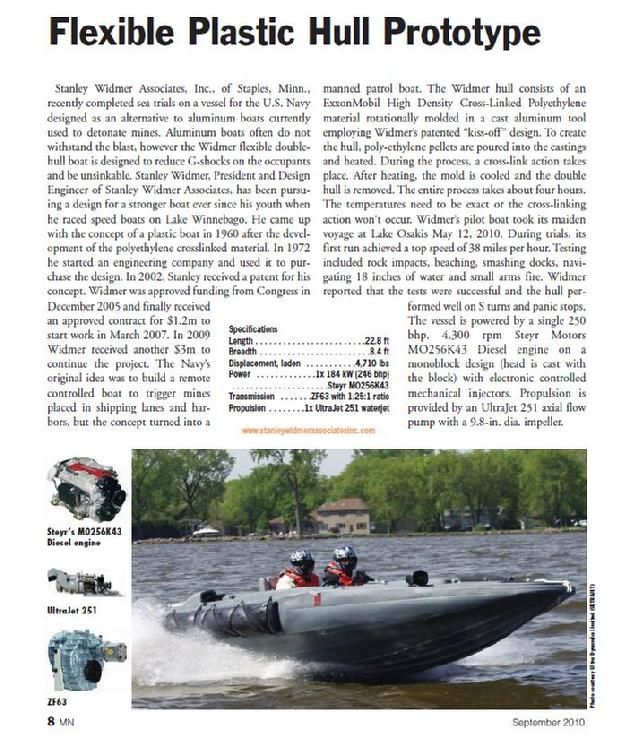 Marine News September 2010